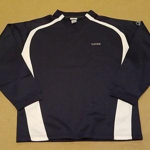 NWOT Reebok Players Inc Fleece lined mens shirt